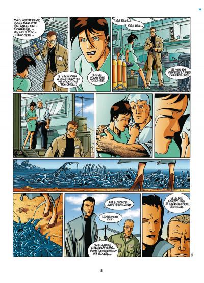 Page 3 Nemesis tome 5 - Terminal crash (édition 2014)