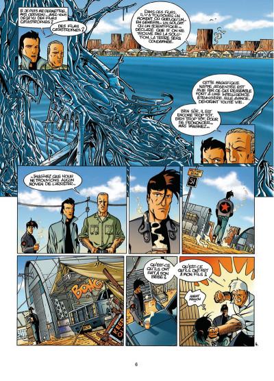 Page 4 Nemesis tome 5 - Terminal crash (édition 2014)