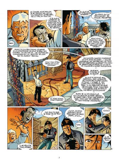 Page 5 Nemesis tome 5 - Terminal crash (édition 2014)