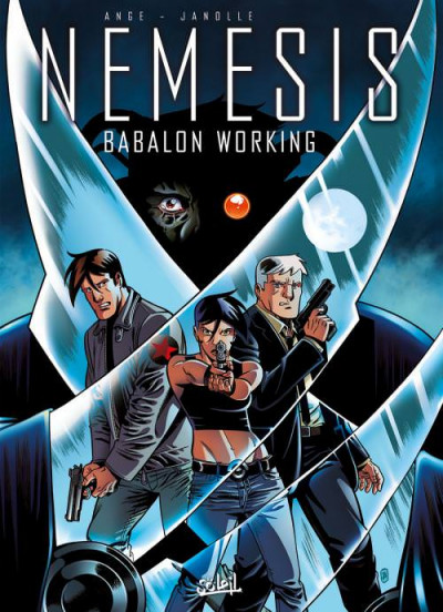 Couverture nemesis tome 2 - Babalon working