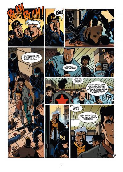Page 5 nemesis tome 2 - Babalon working