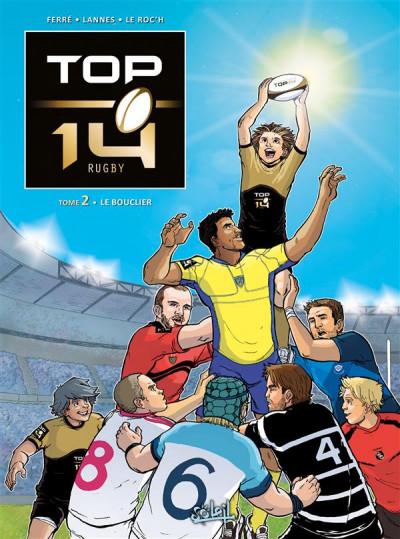 image de Top 14 tome 2 - Le Bouclier