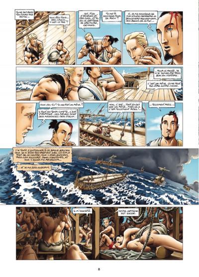 Page 6 Odyxes tome 1 - Naufragé du temps