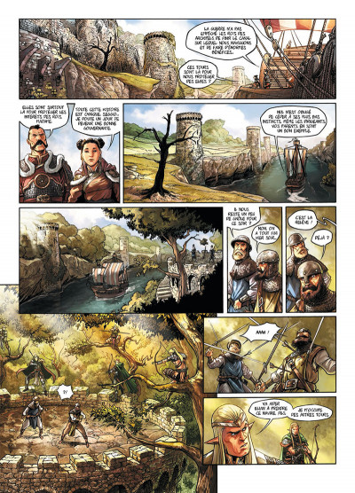 Page 2 Elfes tome 7