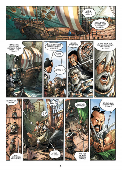 Page 3 Elfes tome 7