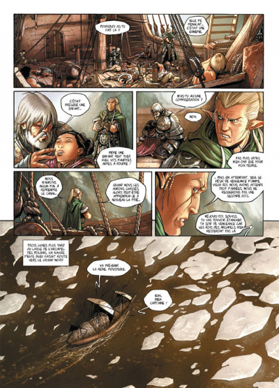 Page 5 Elfes tome 7