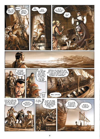 Page 6 Elfes tome 7