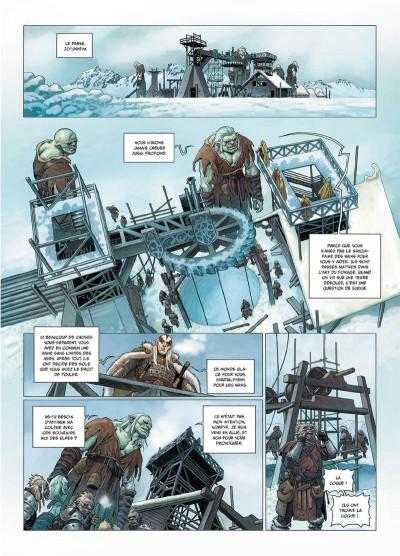 Page 1 Walkyrie tome 2 - Le Dixième Monde
