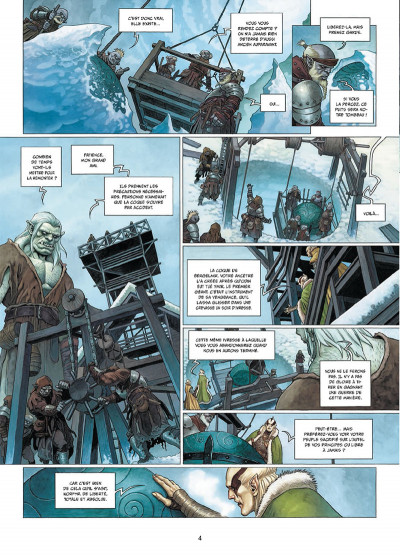 Page 2 Walkyrie tome 2 - Le Dixième Monde