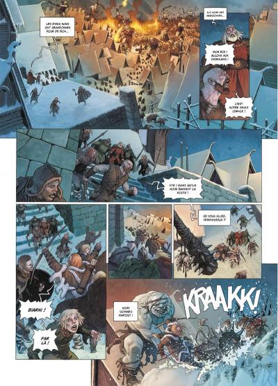 Page 6 Walkyrie tome 2 - Le Dixième Monde