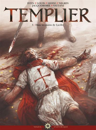 image de Templier tome 3 - Dans les mains de Lucifer