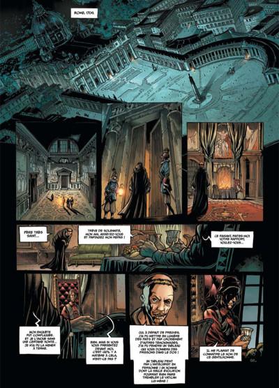 Page 1 Le sang du dragon tome 8