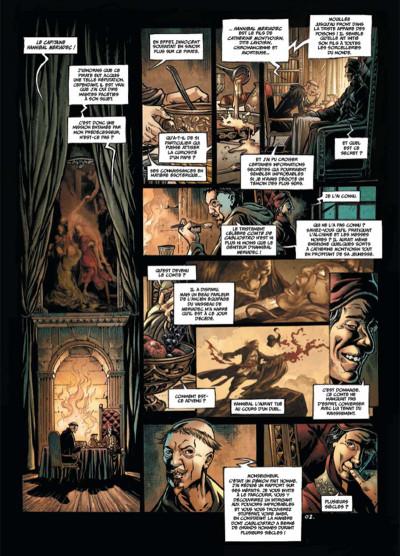 Page 2 Le sang du dragon tome 8