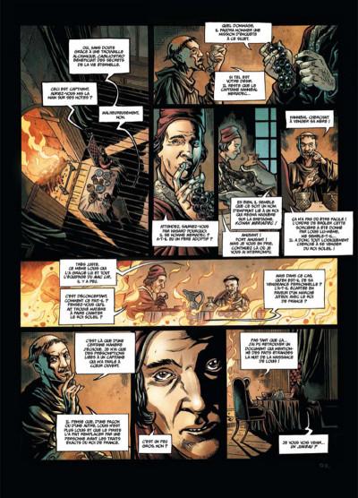 Page 3 Le sang du dragon tome 8