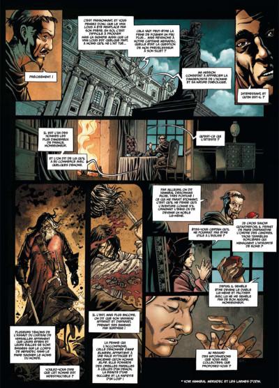 Page 4 Le sang du dragon tome 8