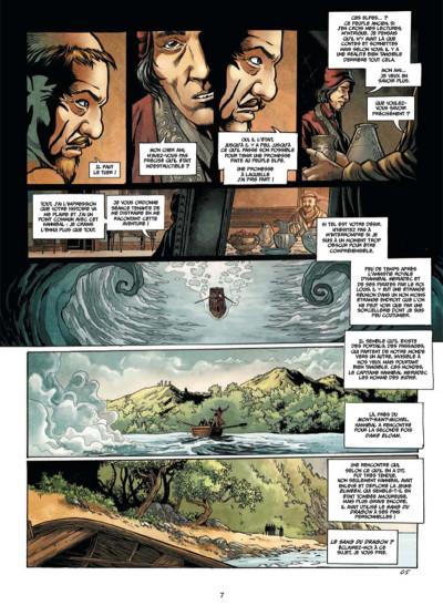 Page 5 Le sang du dragon tome 8
