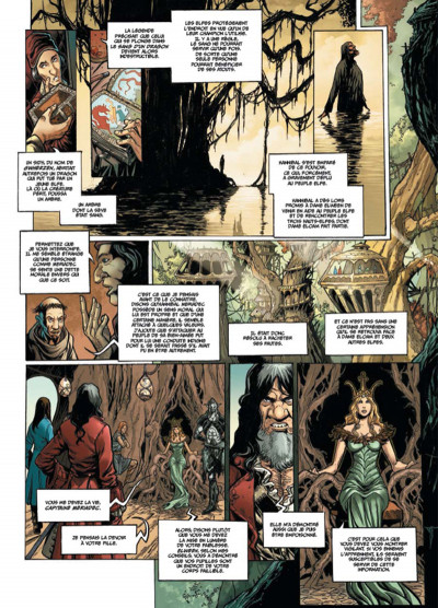 Page 6 Le sang du dragon tome 8