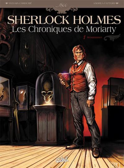 image de Sherlock Holmes - Les Chroniques de Moriarty tome 1 - Renaissance