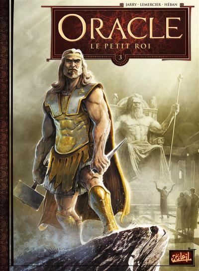 image de Oracle tome 3 - Le Petit Roi