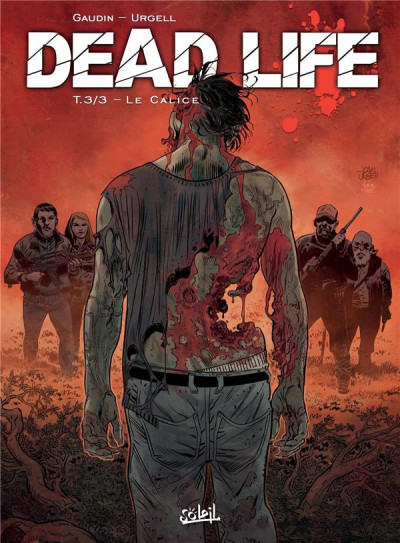 Couverture Dead life tome 3