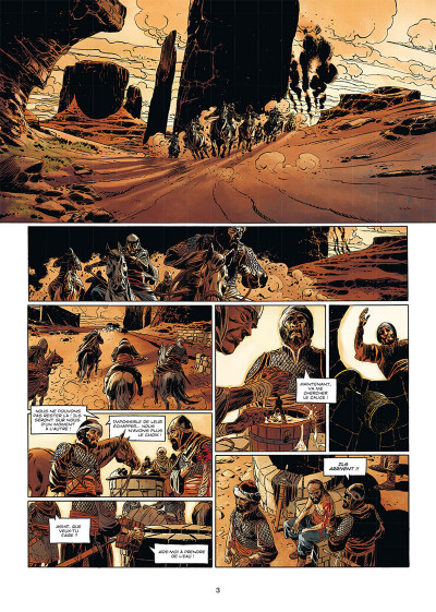 Page 1 Dead life tome 3