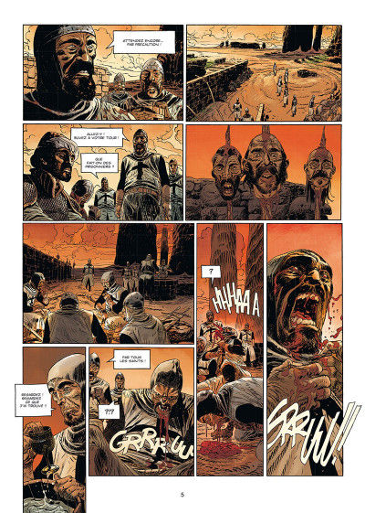 Page 3 Dead life tome 3