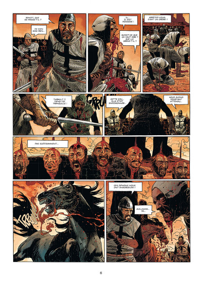 Page 4 Dead life tome 3