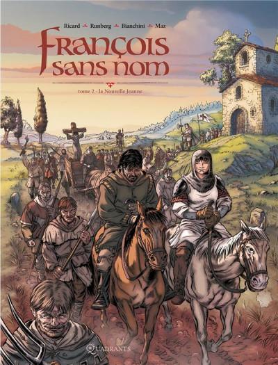 image de François sans nom tome 2 - La Nouvelle Jeanne