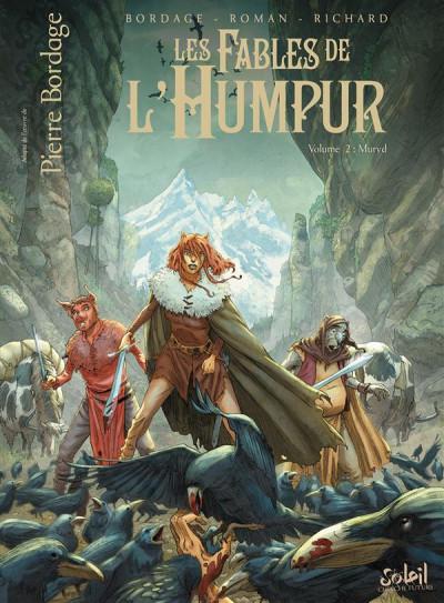 Couverture Les Fables de l'Humpur tome 2 - Muryd