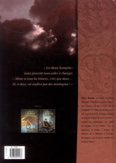 Dos Les Fables de l'Humpur tome 2 - Muryd