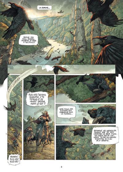 Page 1 Les Fables de l'Humpur tome 2 - Muryd