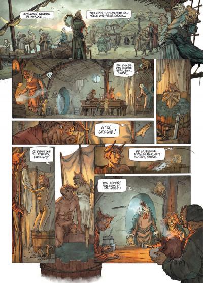 Page 2 Les Fables de l'Humpur tome 2 - Muryd
