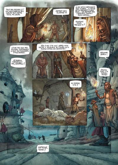 Page 4 Les Fables de l'Humpur tome 2 - Muryd
