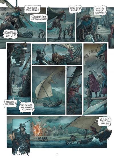 Page 5 Les Fables de l'Humpur tome 2 - Muryd
