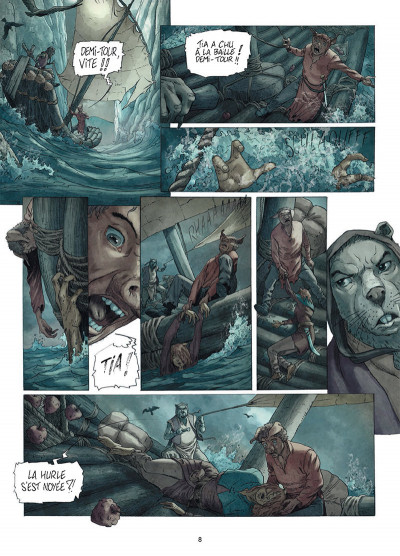 Page 6 Les Fables de l'Humpur tome 2 - Muryd