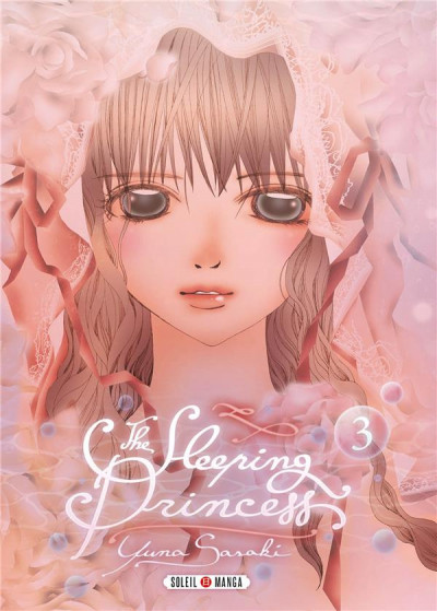 Couverture The Sleeping Princess tome 3