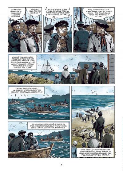 Page 2 Entre terre et mer tome 1