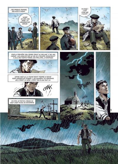 Page 3 Entre terre et mer tome 1