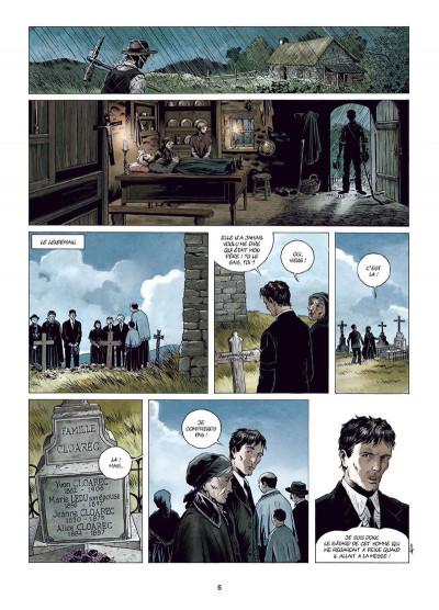 Page 4 Entre terre et mer tome 1