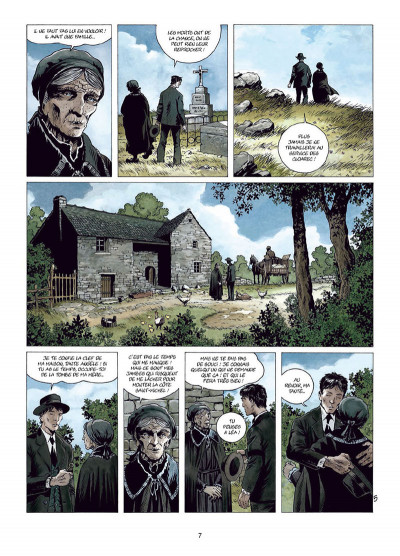 Page 5 Entre terre et mer tome 1