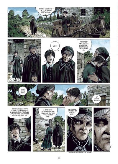 Page 6 Entre terre et mer tome 1