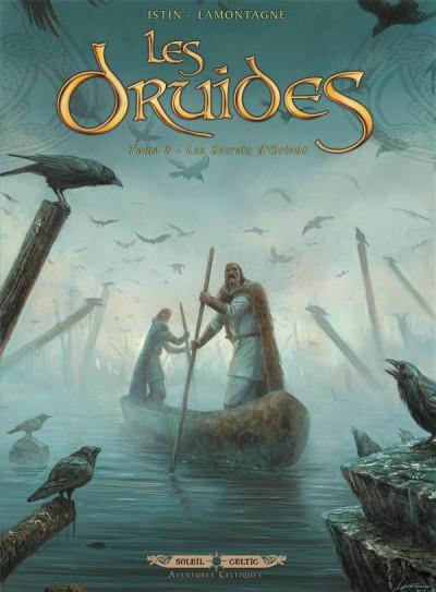 image de Les druides tome 8 - Les secrets d'Orient