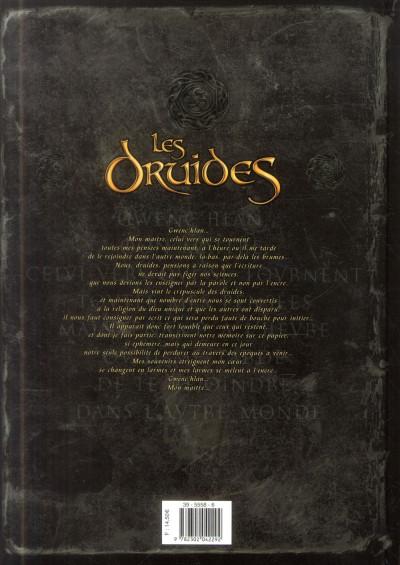 Dos Les druides tome 8