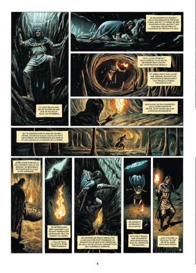 Page 2 Les druides tome 8