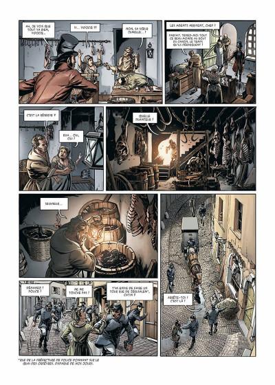 Page 8 Vidocq tome 1 - Le Suicidé de Notre-Dame
