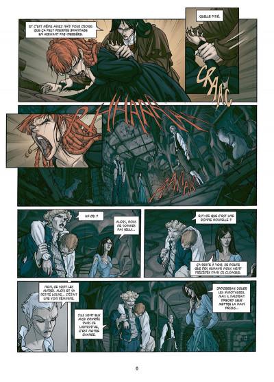Page 4 My Lady Vampire tome 3 - Sonnez l'hallali