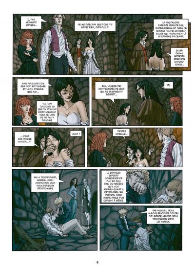 Page 6 My Lady Vampire tome 3 - Sonnez l'hallali