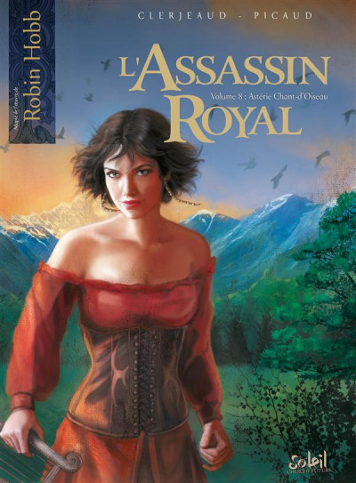 Couverture L'assassin royal tome 8