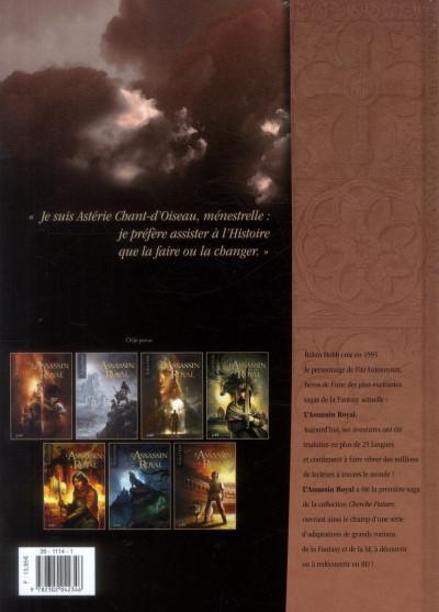 Dos L'assassin royal tome 8