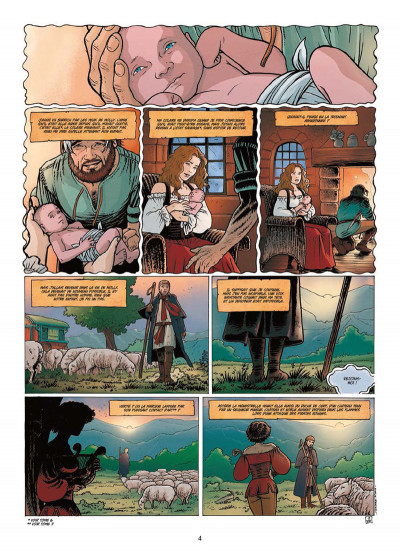 Page 2 L'assassin royal tome 8